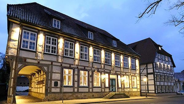 Foto Hotel zur Fuerstabtei