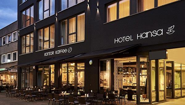 Foto Hotel Hansa